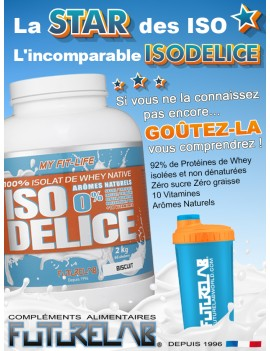 Iso délice  750 g