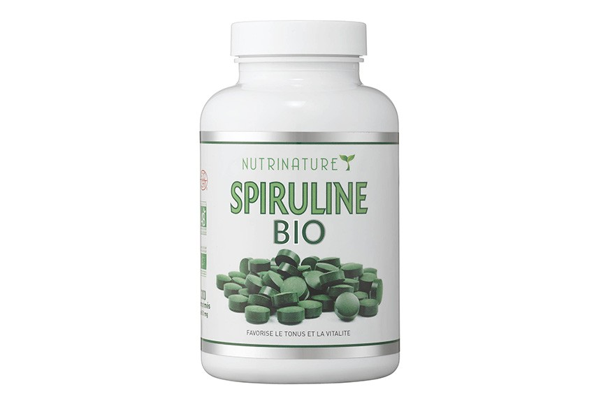 SPIRULINE :  le Superaliment