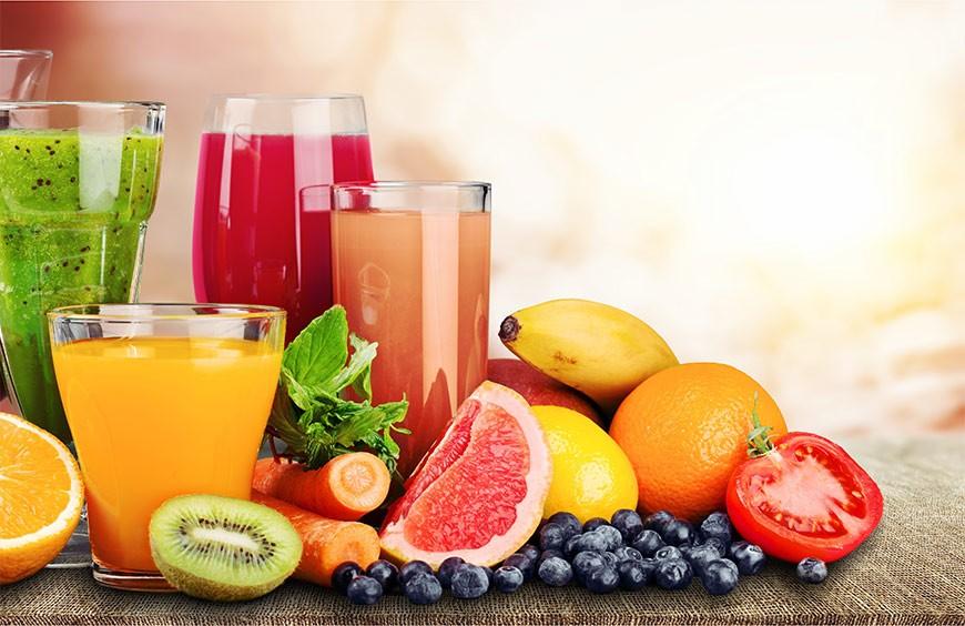 FRUITS ou JUS DE FRUITS ?