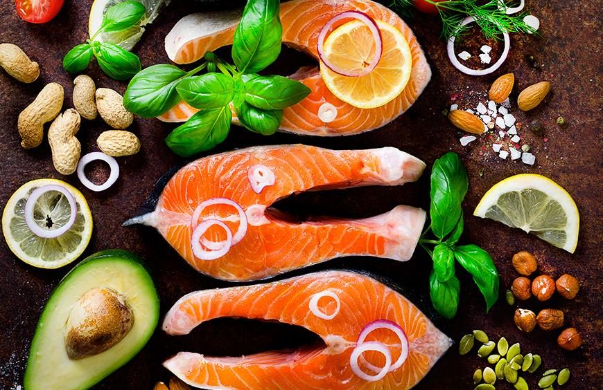 OMEGA 3 : de bonnes graisses pour une bonne santé !